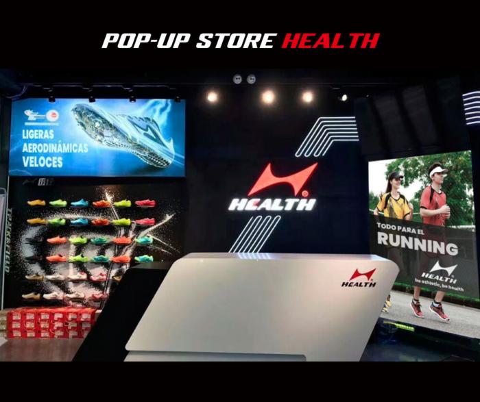 Health abre una tienda pop-up en Ibi para el Black Friday y la Navidad