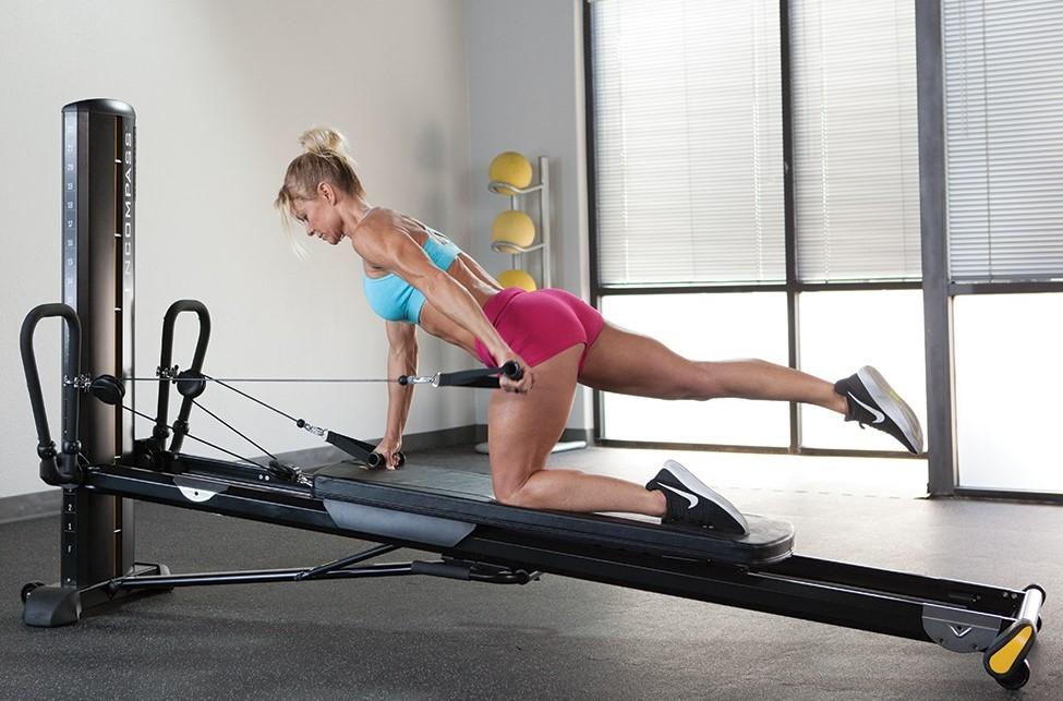 Rocfit relanza Encompass para el ejercicio individual en los gimnasios