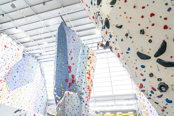 Sharma Climbing ultima la apertura en Madrid del mayor rocódromo de España