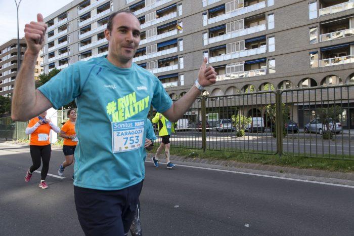 Sanitas Marca Running series vuelve en formato virtual y gratuita