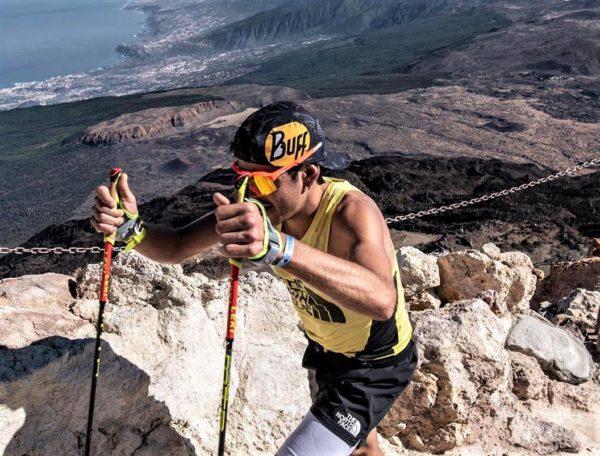 Un documental narra el récord de subida y bajada del Teide de Pau Capell