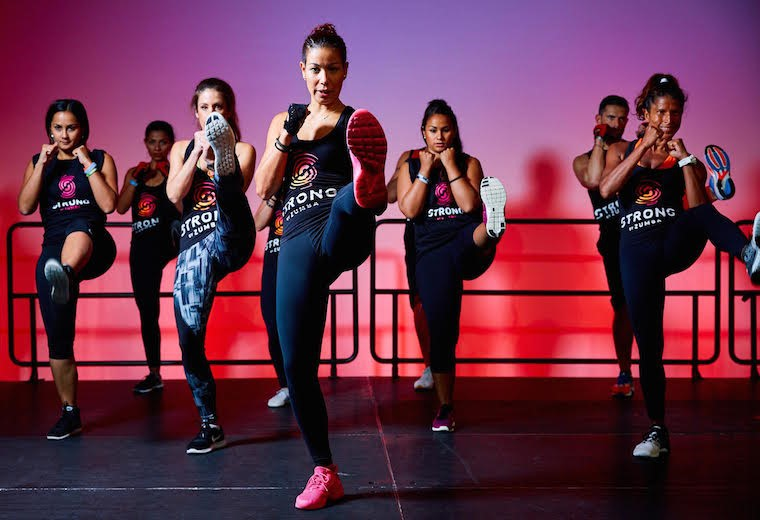 Zumba y Strong Nation ganan el I Premio Anual Spirit of Fitness