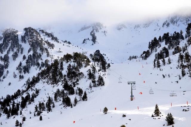 La estación de Baqueira amplía su dominio esquiable