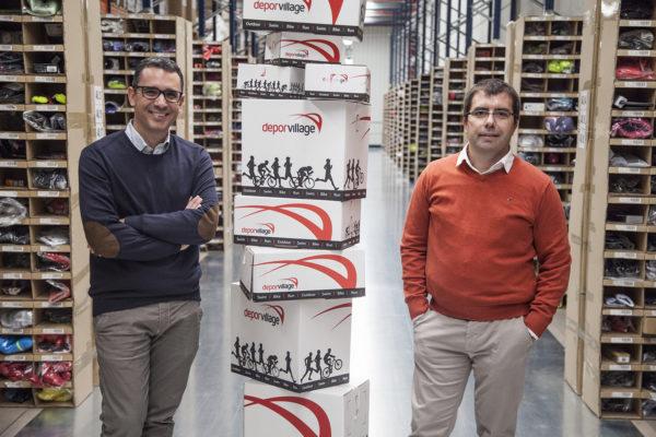 Deporvillage aporta productos por valor de 2.000 euros a La Marató de TV3
