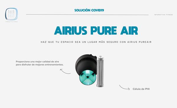 Estudios independientes avalan la eficacia de Airius PureAir frente al Covid-19