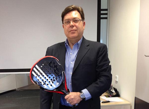 All for Padel prevé doblar la producción y venta de palas en 2021