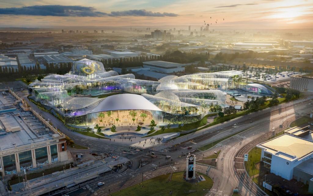 Manchester acogerá el centro de wellness urbano más grande del mundo