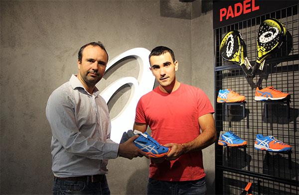 Asics apuesta por el pádel como tercer deporte más importante en su negocio