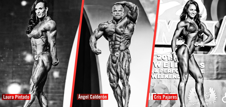 Atletas de Etenon Fitness competirán en el Campeonato Míster Olympia en Orlando