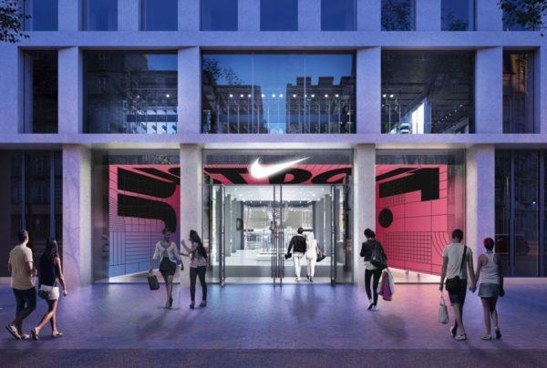 Nike abre la tienda más grande de España en Barcelona