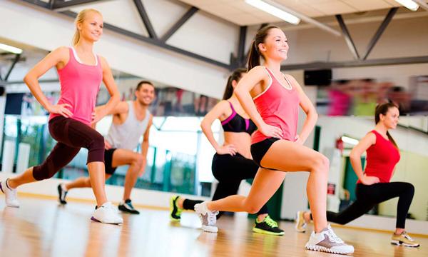Las restricciones vacían las clases colectivas de los gimnasios