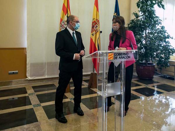 Aragón ultima el final del largo cerrojazo a los gimnasios