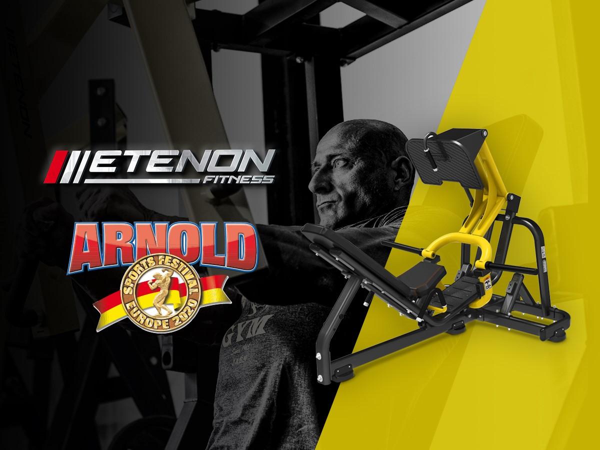 Etenon Fitness será sponsor platino del Arnold Classic Europe