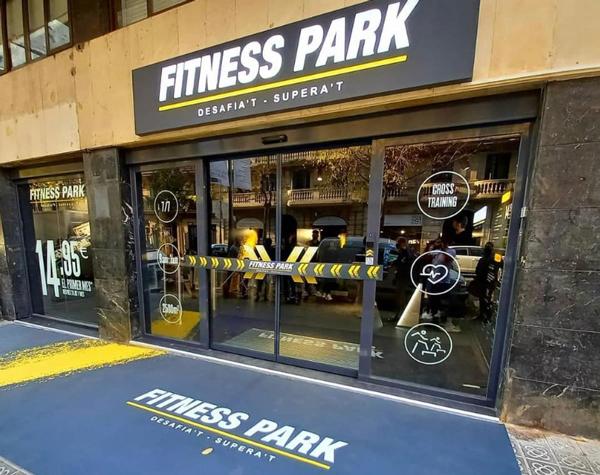 Fitness Park desembarca en Barcelona
