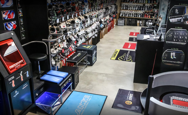 Divergencias en el retail ante el incierto escenario de la campaña de nieve