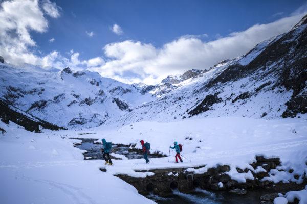 Lorpen presenta sus nuevos calcetines técnicos para esquiadores de montaña