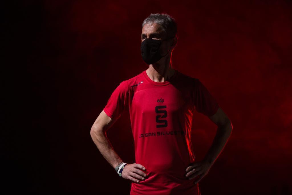 Martín Fiz da cinco consejos para correr la San Silvestre de forma virtual