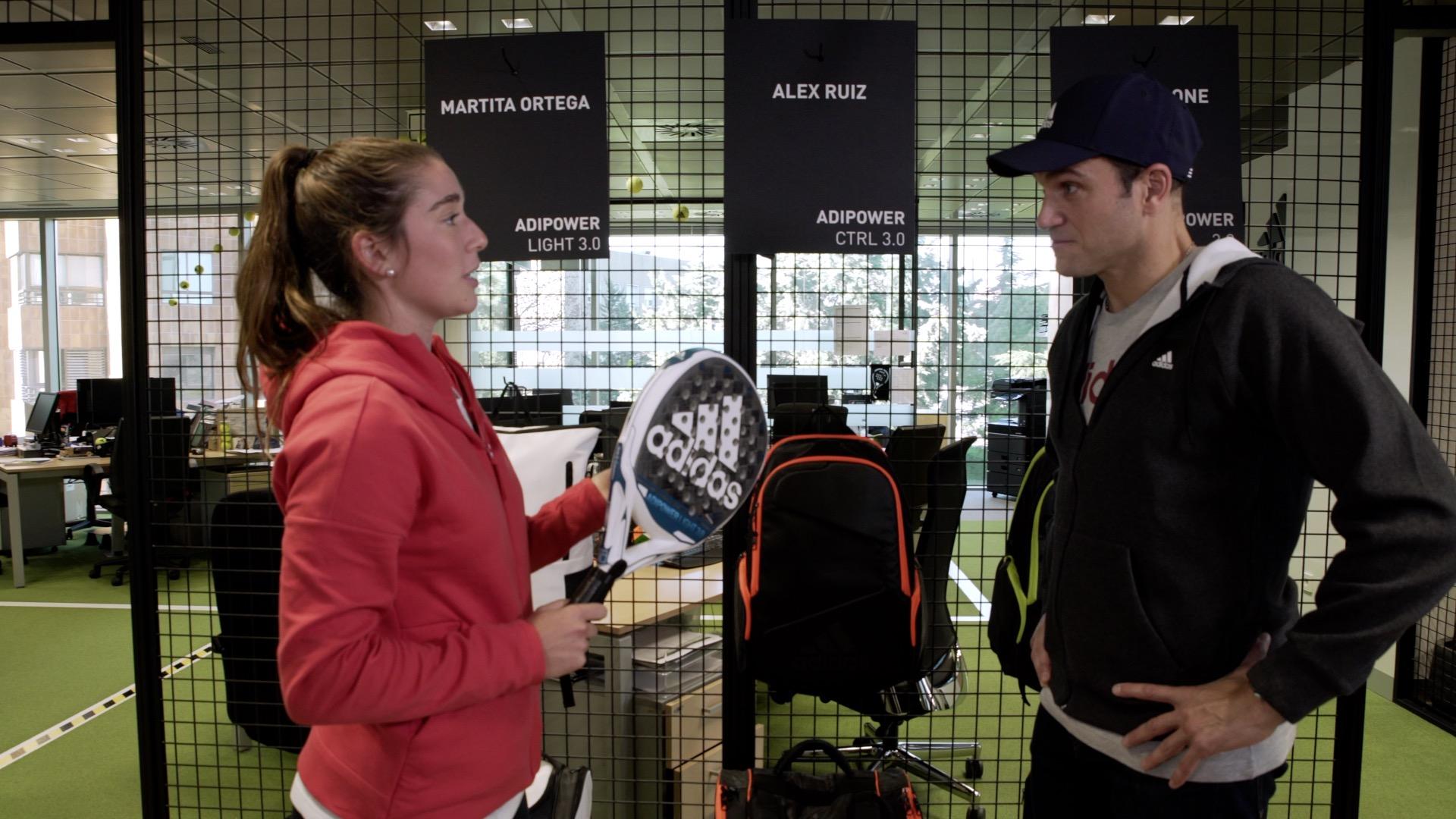 Adidas lanza su nueva colección de palas de pádel 2021