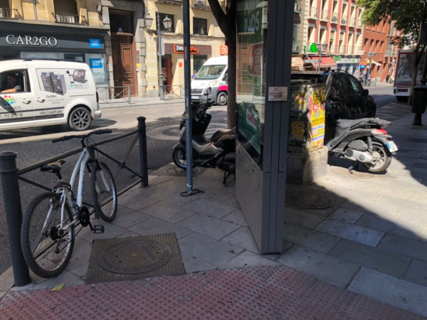 Las asociaciones de ciclistas critican la nueva ordenanza de movilidad de Madrid