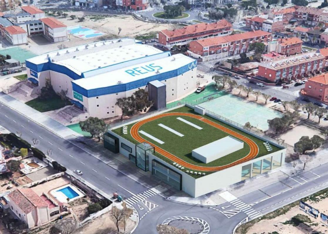 Reus construirá un nuevo centro acuático y de fitness para 4.000 abonados