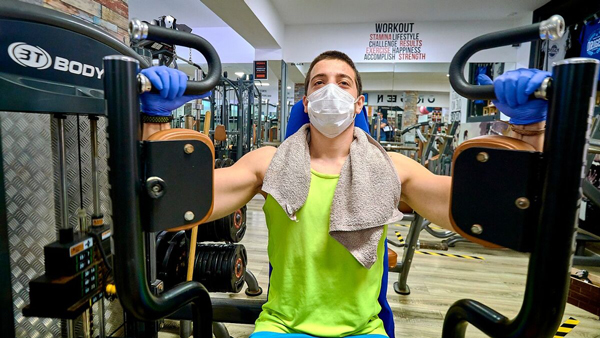 La Junta de Andalucía relaja la restricción horaria a los gimnasios