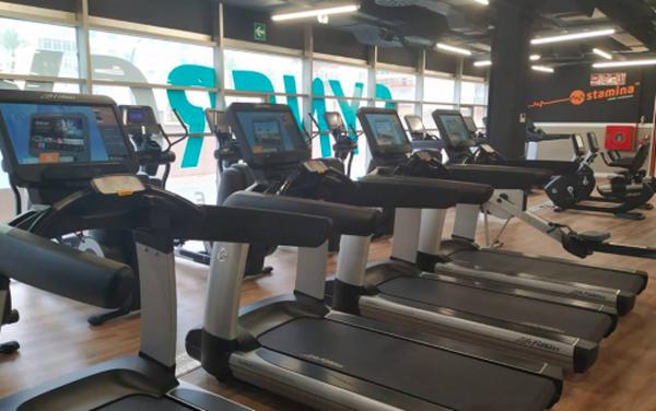 Synergym aumenta un 42% su cifra de gimnasios en España