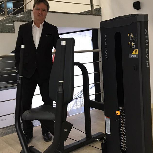 Matrix lanza la nueva línea fitness de fuerza, GO Series