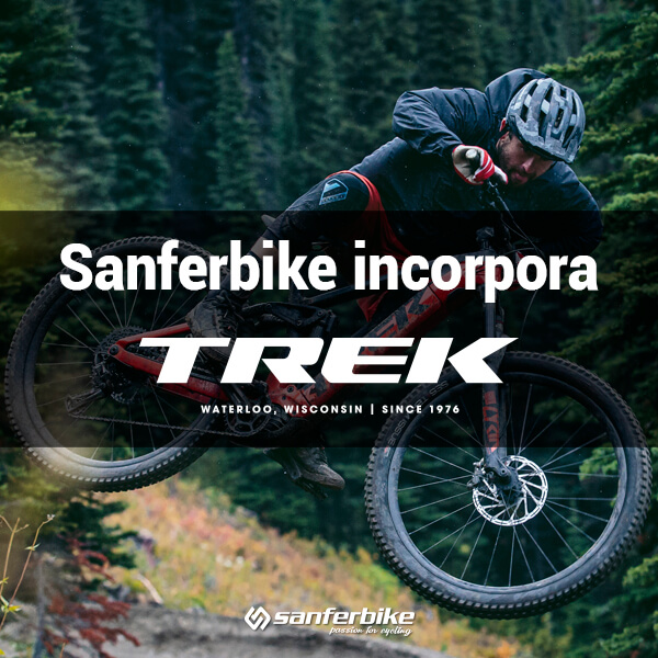 Sanferbike incorpora a Trek a su portfolio