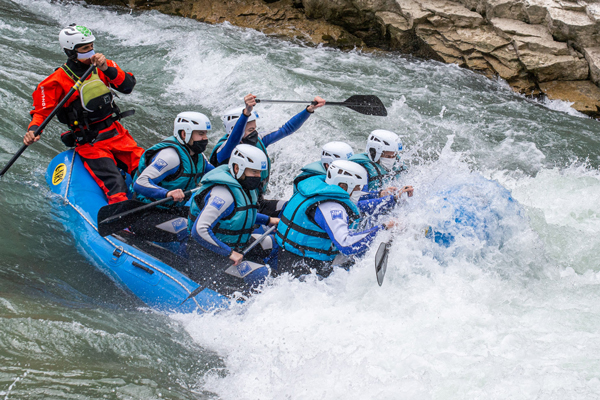 El turismo deportivo de Aragón reclama al Gobierno la reducción del IVA