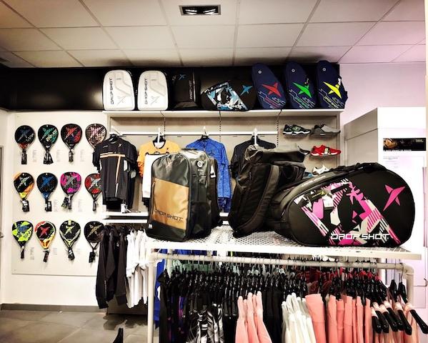 Drop Shot traza una estrategia para atraer a las tiendas multideporte