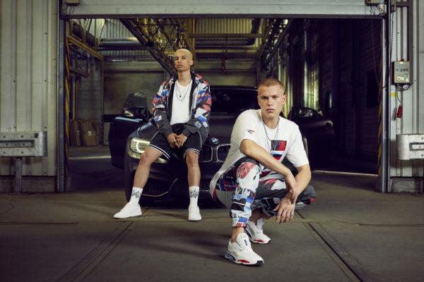 Puma presenta sus colecciones inspiradas en BMW, Mercedes y Red Bull Racing