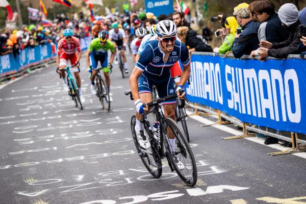 Shimano renueva su acuerdo de patrocinio con la UCI hasta 2024