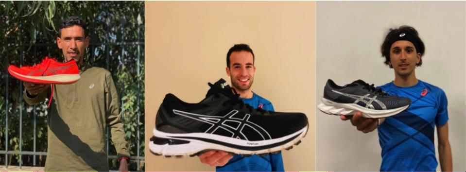 Asics incorpora a Ayad Lamdassem en su equipo de running