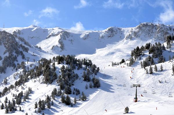 Las estaciones de esquí catalanas favorables a la creación de un 'salvoconducto' para ir a esquiar