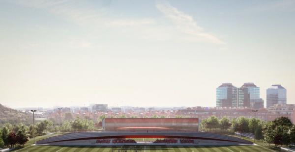 La Fundación Damm proyecta una nueva ciudad deportiva para 2023