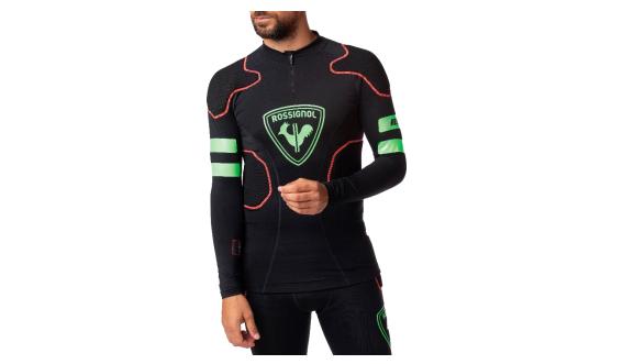 Rossignol crea ropa con protecciones específicas para esquiadores