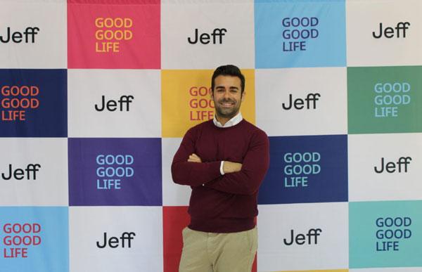 Fit Jeff se propone realizar 90 aperturas durante 2021