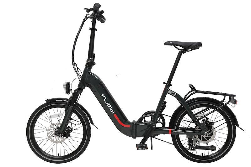 Flebi lanza dos nuevos modelos de e-bikes plegables