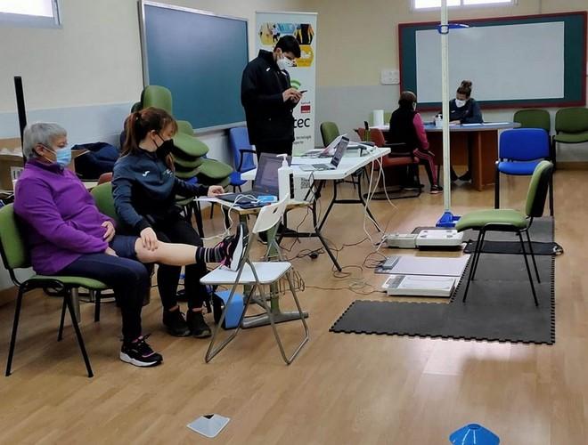 IGOID y Fitbe inician un proyecto de ejercicio físico dirigido a adultos y mayores