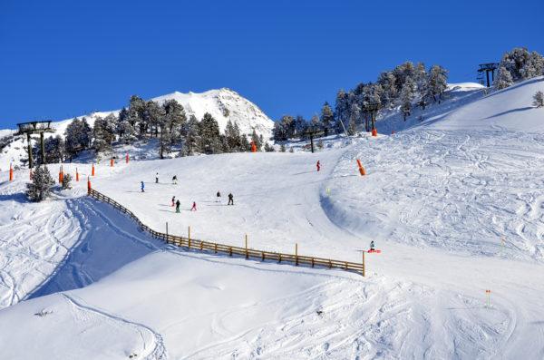 Baqueira reducirá su dominio esquiable a partir del 11 de enero
