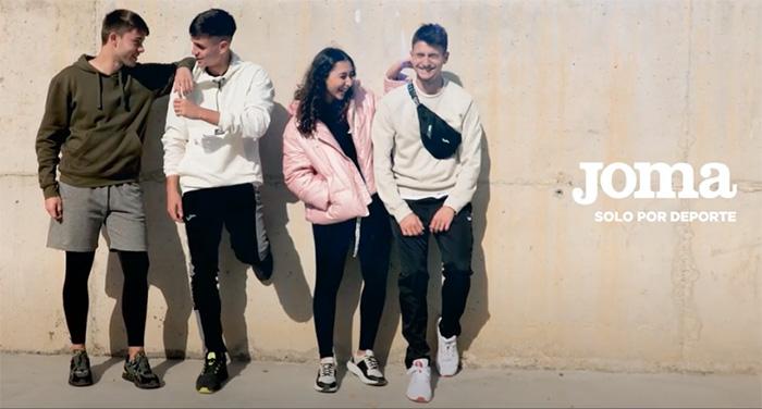 Joma apuesta por el streetwear para relanzarse en el retail