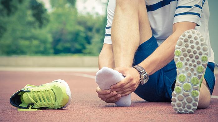 Las lesiones de pie más frecuentes en el post-confinamiento