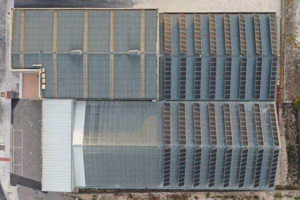 Lurbel instala una planta fotovoltaica en sus instalaciones de Ontinyent