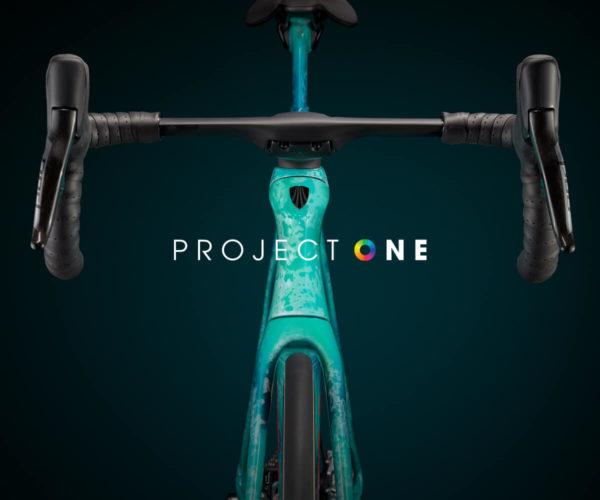 Trek incorpora nuevos programas de pintura a su colección Project One ICON