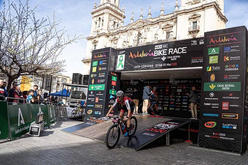 La Andalucía Bike Race será por parejas hasta 2026