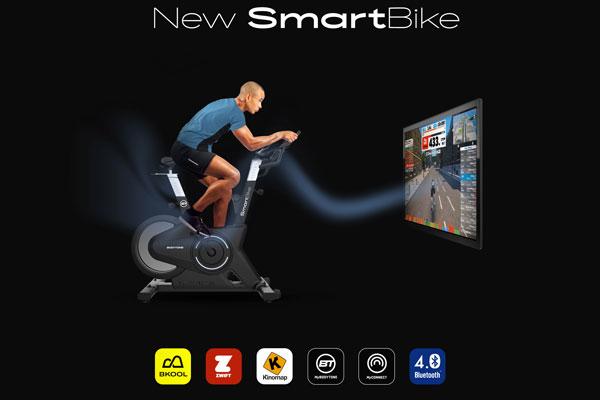 Bodytone lanza la nueva bicicleta indoor Smart bike SMB1