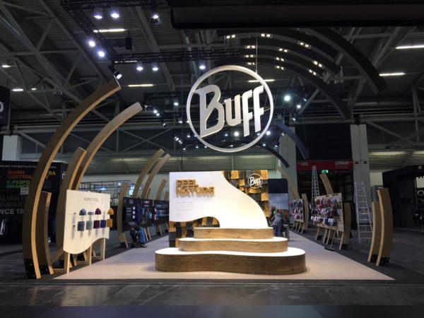 Buff presentará una amplia gama de novedades en la Ispo 2021