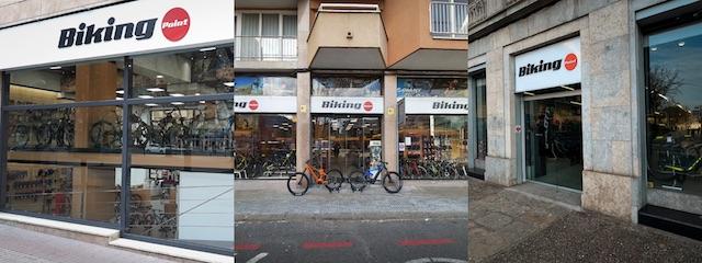 Biking Point abrirá su décima tienda en la zona alta de Barcelona