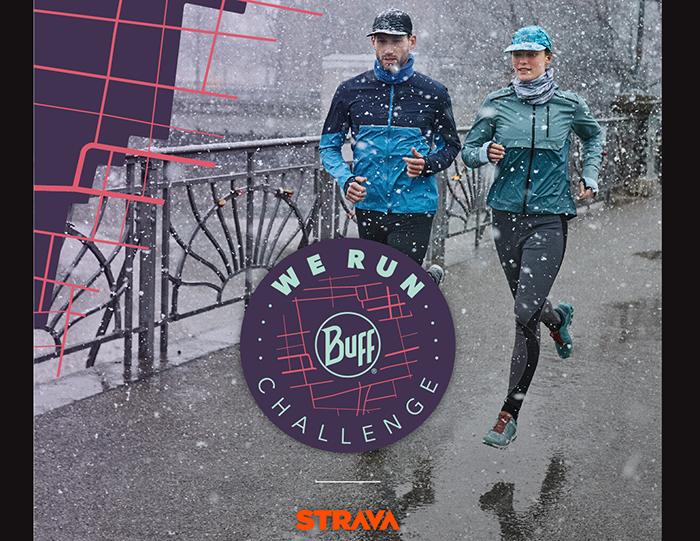 Buff y Strava se alían para fomentar el running