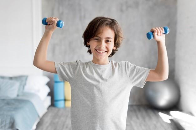Analizan cómo afectó a los niños la falta de ejercicio físico